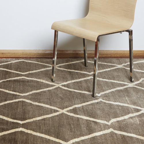 Afgapersia Davar Gabha Hand-Knotted Wool Rug