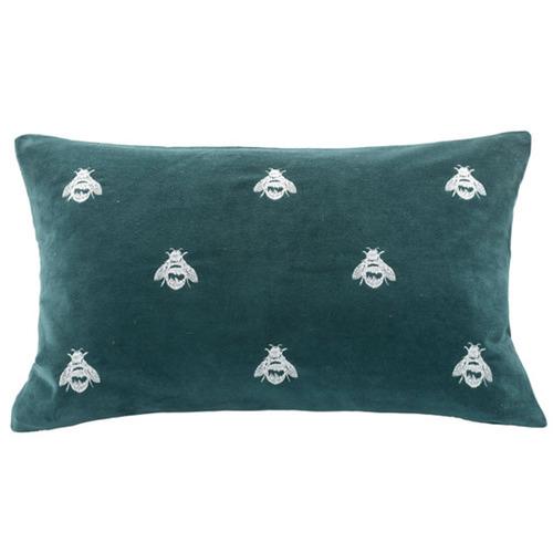 Buzz Cotton Velvet Cushion