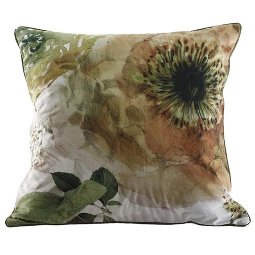 Multi-Colour Lydia Velvet Cushion