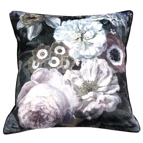 MM Linen Multi-Colour Floz Velvet Cushion