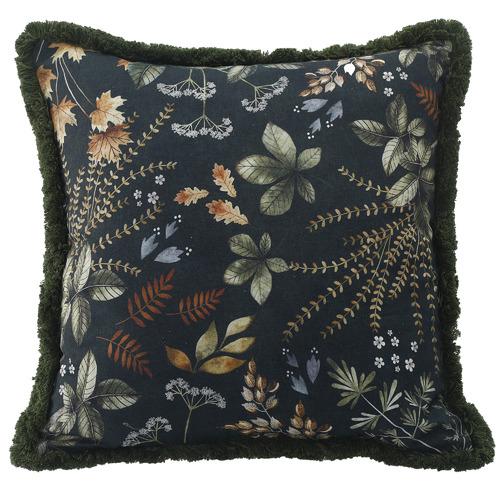 MM Linen Multi-Colour Briar Velvet Cushion