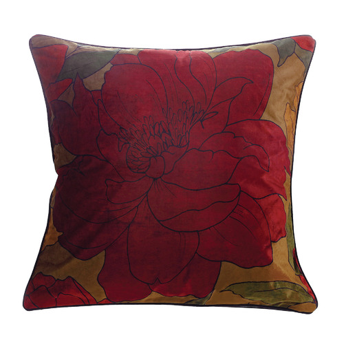 Multi-Colour Sumi Cushion