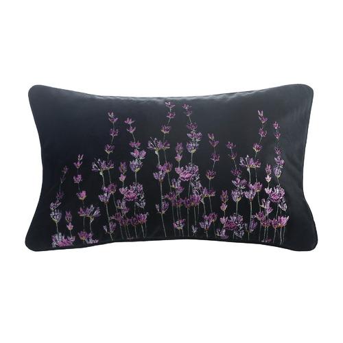 Multi-Colour Melody Velvet Cushion