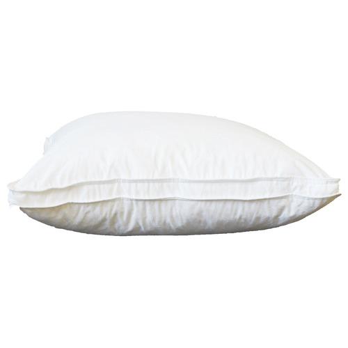 White Opulent Goose Cushion Insert