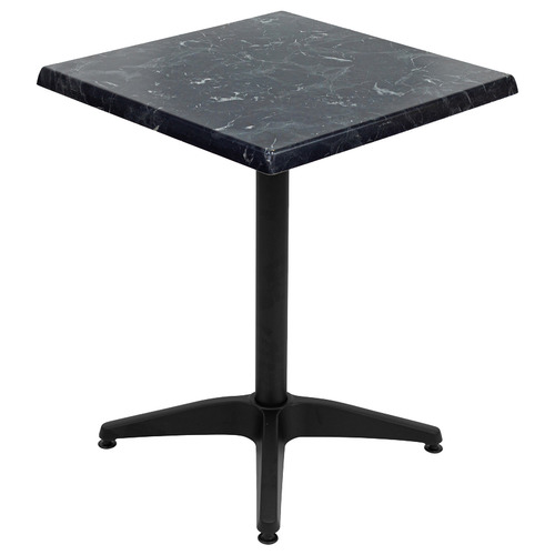 Bistro Five Cypress Square Outdoor Cafe Table 60x60cm