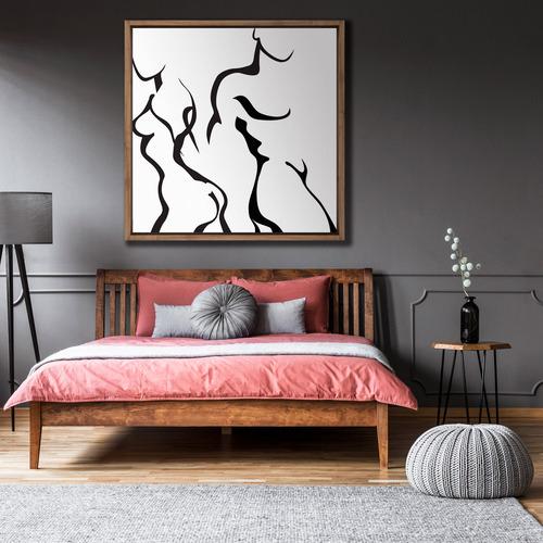 Ten Degrees Of Separation Acrylic Wall Art
