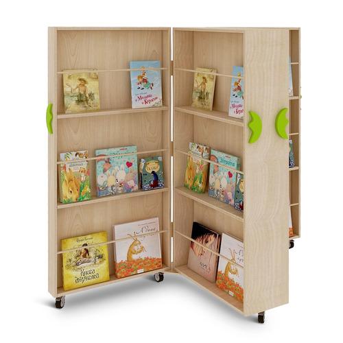 Kids' Foldable Bookshelf