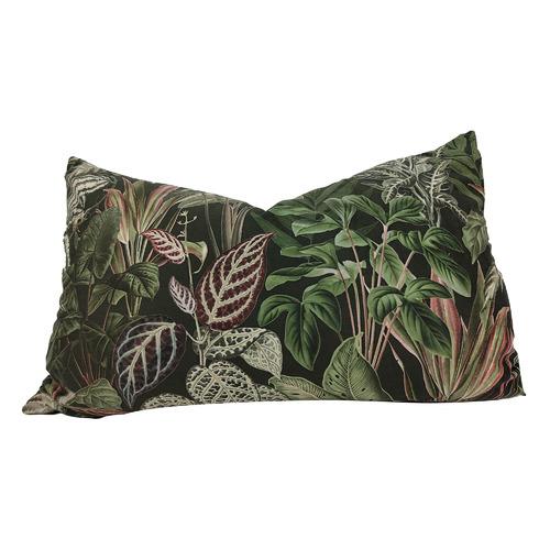 Malacca RocoColonial Rectangular Velvet Cushion