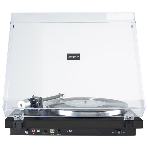 Hi-Fi Turntable Player with Bluetooth