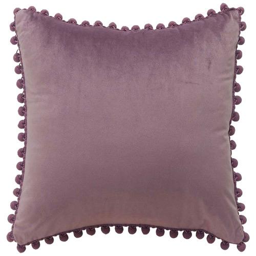 Pom Pom Velvet Cushion Cover