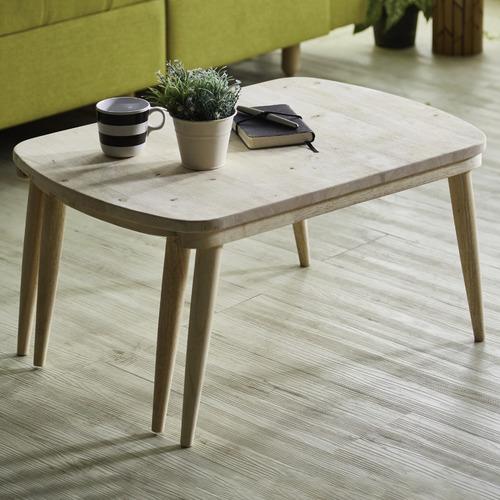Maja Ansel Design Ferreira Wooden Extendable Coffee Table