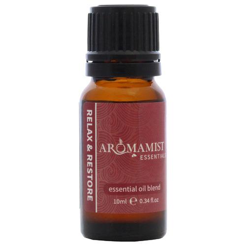 10ml Aromamist Relax & Restore Essential Oil Blend
