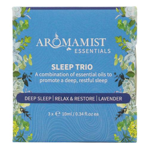 3 Piece 10ml Aromamist Sleep Essential Oil Set