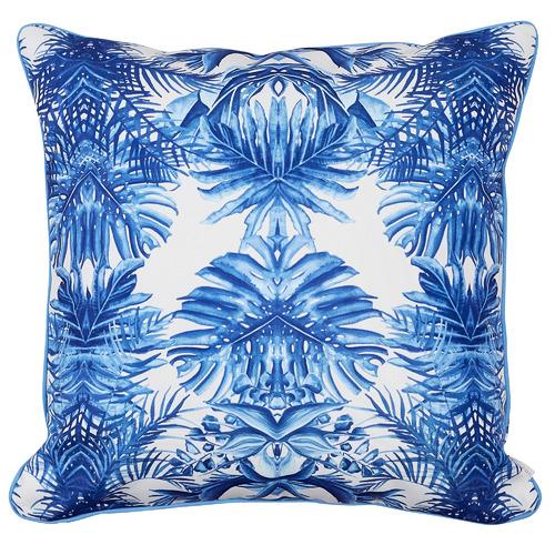 Noosa Cotton-Blend Outdoor Cushion