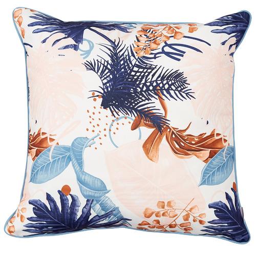 Balmoral Cotton-Blend Outdoor Cushion