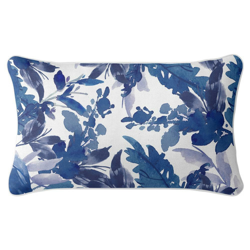Catherine Linen-Blend Cushion Cover