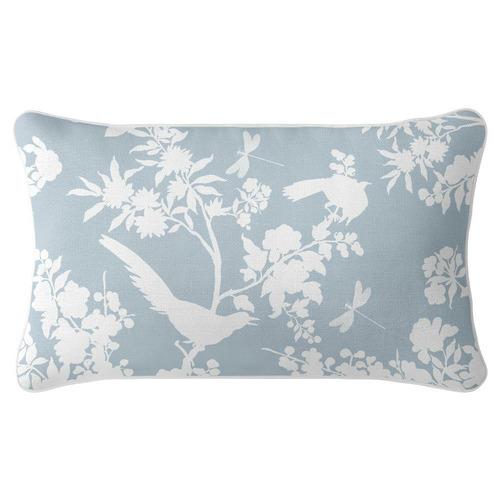 Louis Linen-Blend Cushion Cover