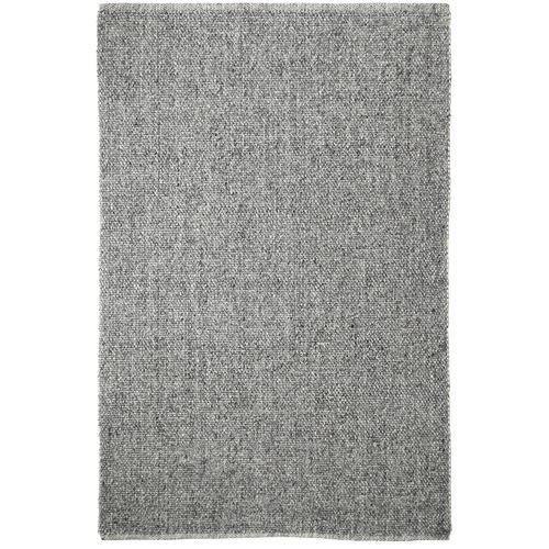 Silver JH Roderick Hand-Woven Wool-Blend Rug