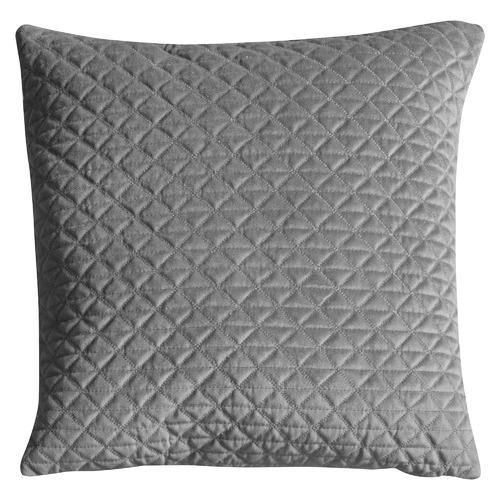 Diamond Moshino Quilted Velvet Cushion