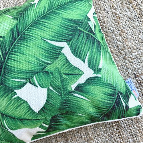 Active Polycotton Outdoor Cushion Cover