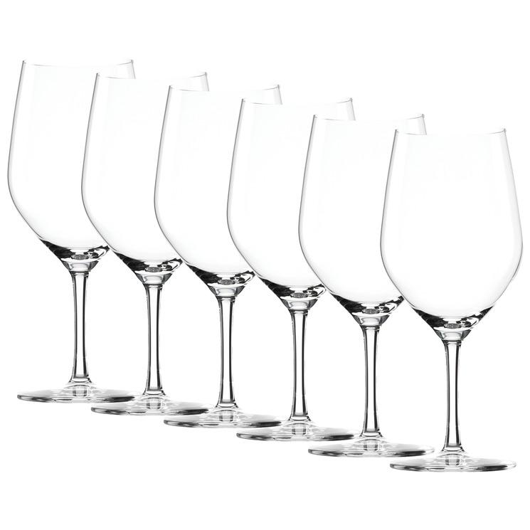 Stolzle Ultra 450ml Red Wine Glasses (Set of 6)