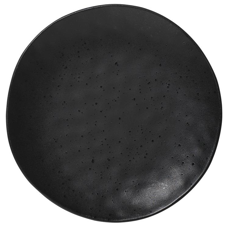 Ecology Speckle Ebony Side Plate 21cm