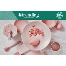 #trending Colours - Blush