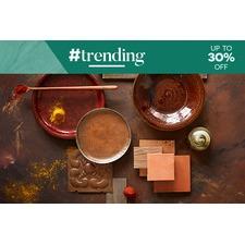 #trending Colours - Spice