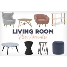 Living Room New Arrivals