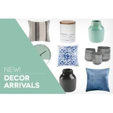 New Decor Arrivals