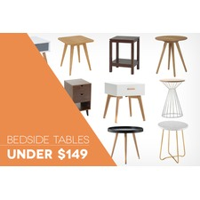 Bedside Tables Under $149