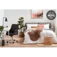 Guest Bedroom + Office