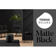 Trend we love - Matte Black