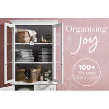 Organising joy