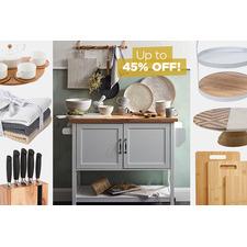 Kitchen styling edition