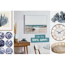 Hamptons Wall Art & Decor