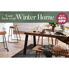 Winter Home - Dining
