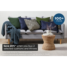 Our Favourite Cushions & Throws