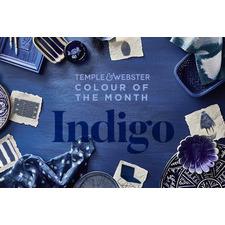 Colour of the Month: Indigo