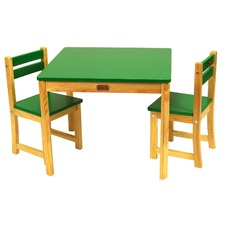 Boss Square Table and Chair Set