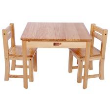 Tufstuf Junior Table & Chair Set