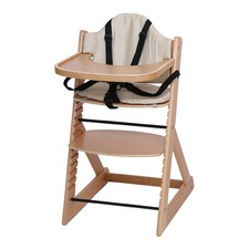 Royal Beech Wood High Chair