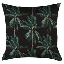 Black Sri Lanka Cushion