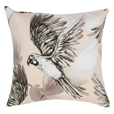 Flying Parrots Cushion