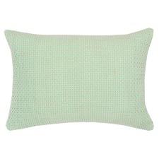 Seaside Aqua Rectangular Cushion