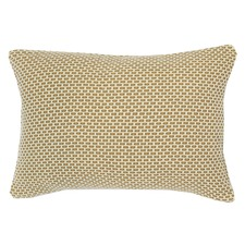 Seaside Beige Rectangular Cushion