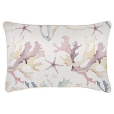 Coral Coast Piped Rectangular Outdoor Cushion