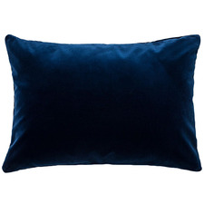 Rectangular Velvet Outdoor Cushion