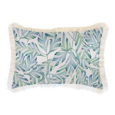 Sunday Coastal Fringe Rectangular Indoor/Outdoor Cushion