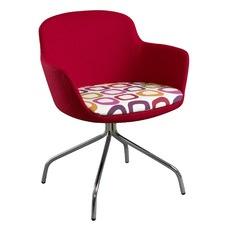 Reception Danae G Wool Fabric Chair